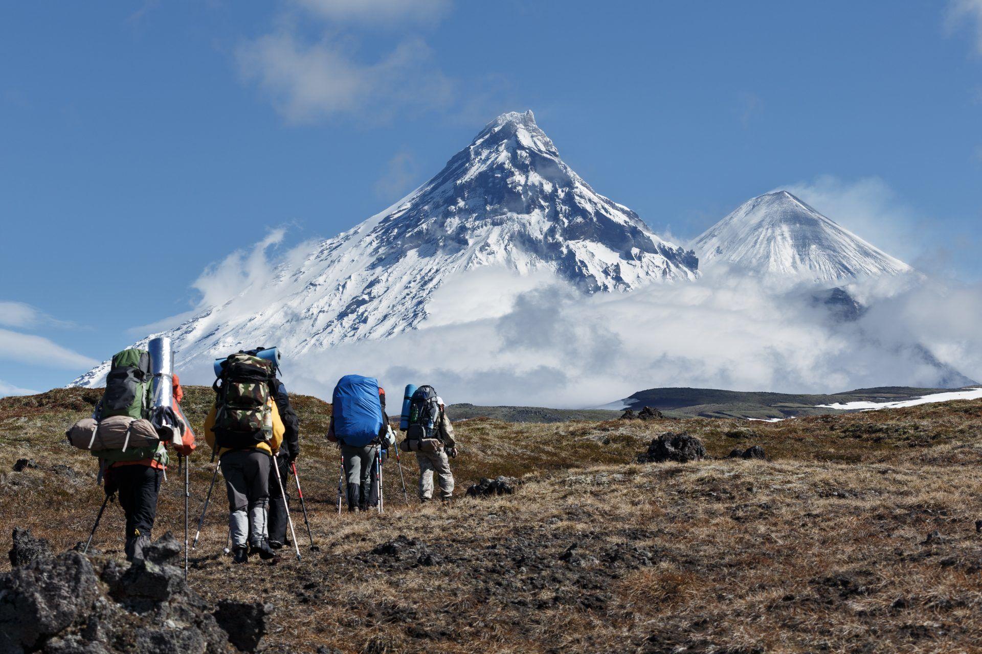 Aktivreise Kamtschatka, Trekking-Reise Kamtschatka, Halbinsel Kamtschatka