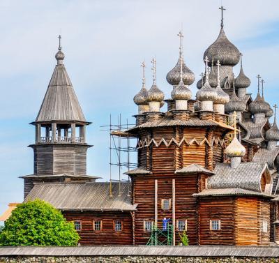 Flusskreuzfahrt Kischi Russland Reisen