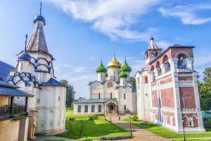 Susdal Goldener Ring Russland