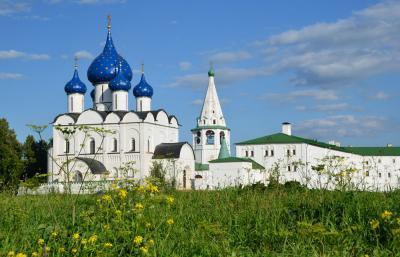 Susdal Kreml Goldener Ring Russland