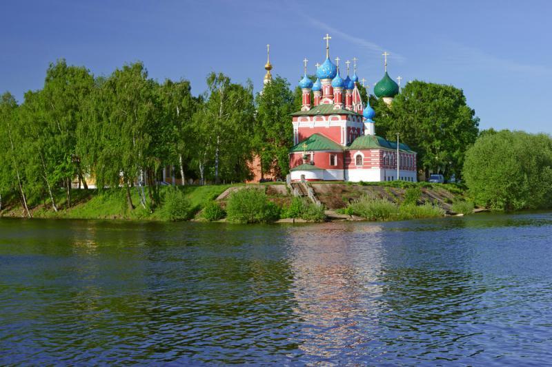 Wolga-Flusskreuzfahrt Russland