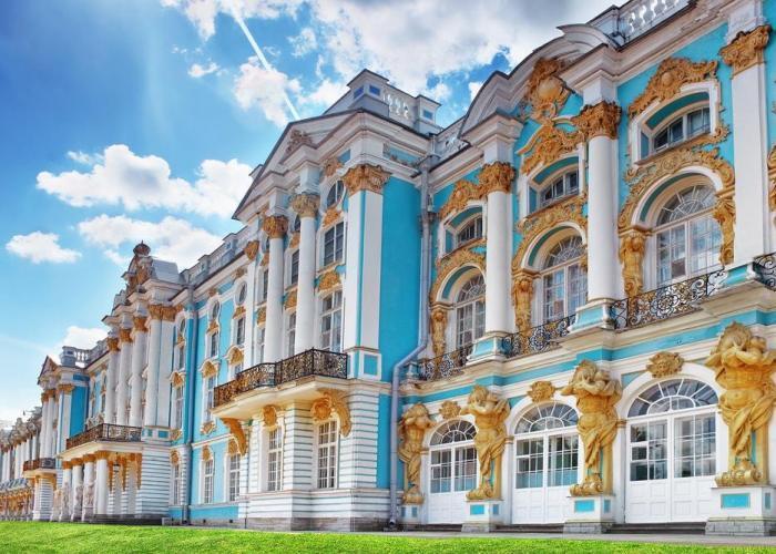Katharinenpalast in St. Petersburg