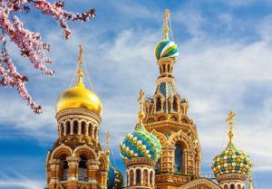 Erlöserkirche Petersburg