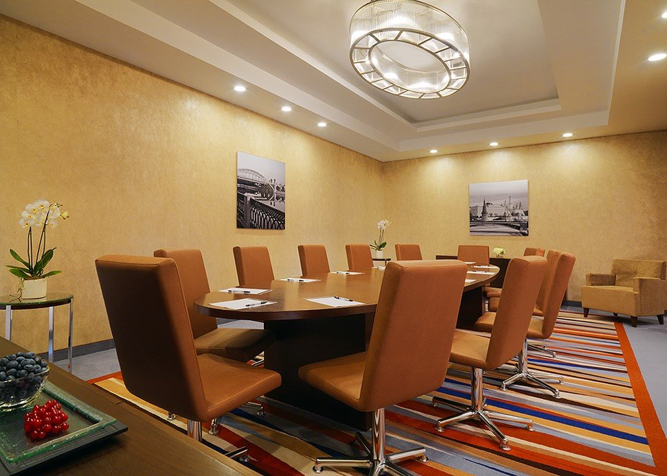 Hotel Marriott Novy Arbat Meetingroom