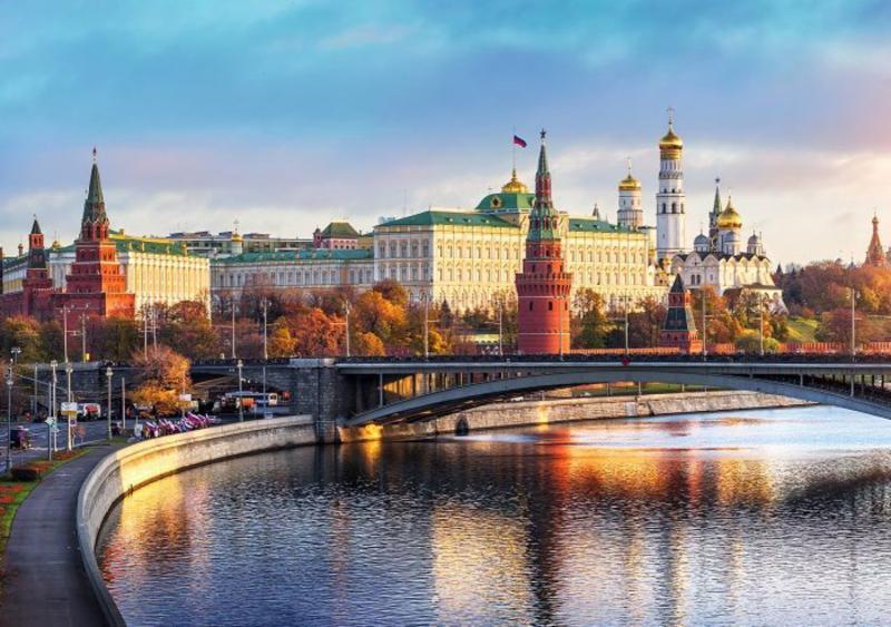 Russland Reisen: Moskau