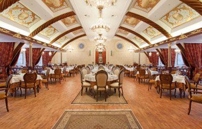 Hotel Radisson Royal - Farsi Restaurant