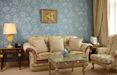 Hotel Radisson Royal - Deluxe Zimmer, Moskau