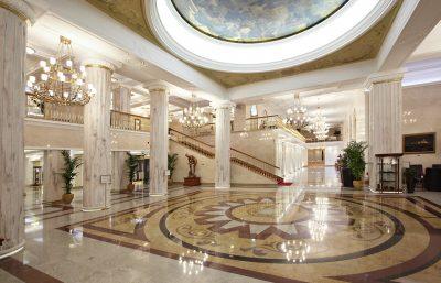 Hotel Radisson Royal Lobby - Moskau