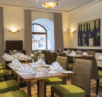 Hotel Radisson Royal Restaurant St. Petersburg