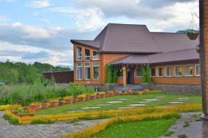 Hotel Camp Antarius - Fassade, Kamtschatka 2020