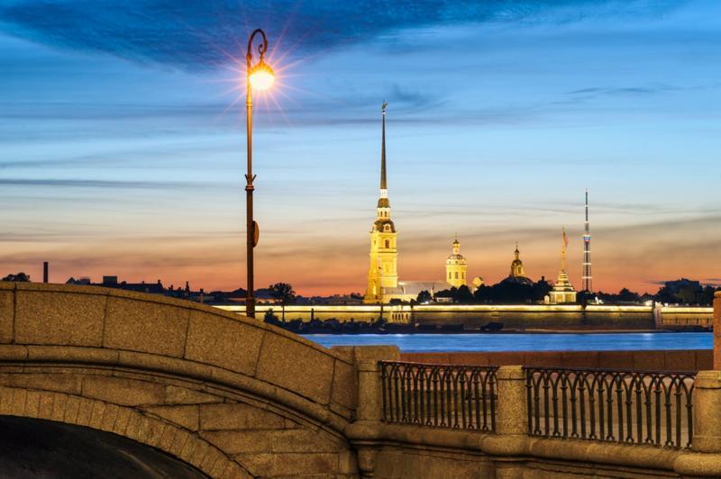 Peter-Paul-Festung St. Petersburg, studienreise petersburg