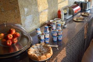 Hotel Camp Antarius - Frühstück, Kamtschatka 2020