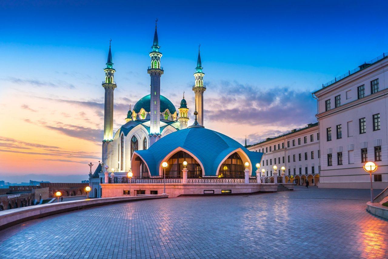 Kul-Scharif-Moschee