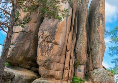 Klettern in Russland