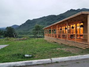 Resort Lagune Restaurant Kamtschatka