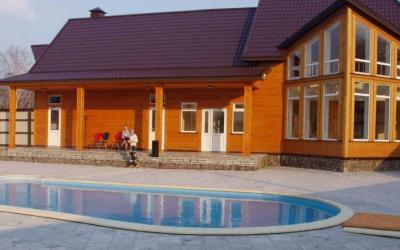 Hotel Camp Antarius - Thermalbad, Kamtschatka 2020