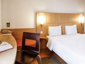Hotel Ibis Kazan Center Doppelzimmer