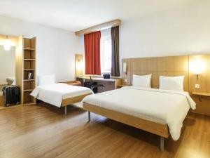 Hotel Ibis Kazan Center Zimmer