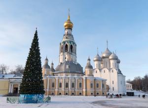 Weihnachten in Russland Reisen