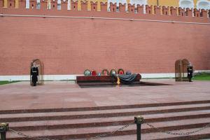 Ewiges Feuer im Alexandergarten, Moskau
