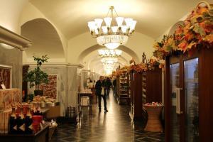 Feinkostgeschäft Gastronom im Kaufhaus GUM