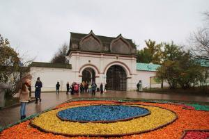 Freilichtmuseum Kolomenskoje Spassky-Tor Moskau