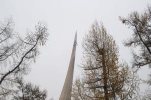 Kosmonautenmonument Moskau