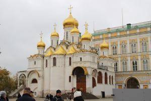 Mariä-Verkündigungs-Kathedrale im Moskauer Kreml