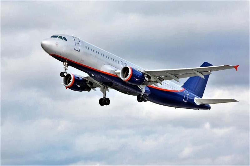 Airbus Aeroflot flies on Sep 22, 2011 in Moscow, Russia. Aeroflot up to 2012 was winner of award of Athens International Airport, in category Fastest Growing Airline in Eastern Europe.