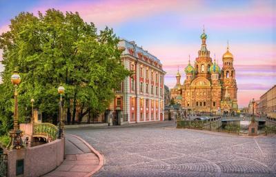 St. Petersburg: Erlöserkirche