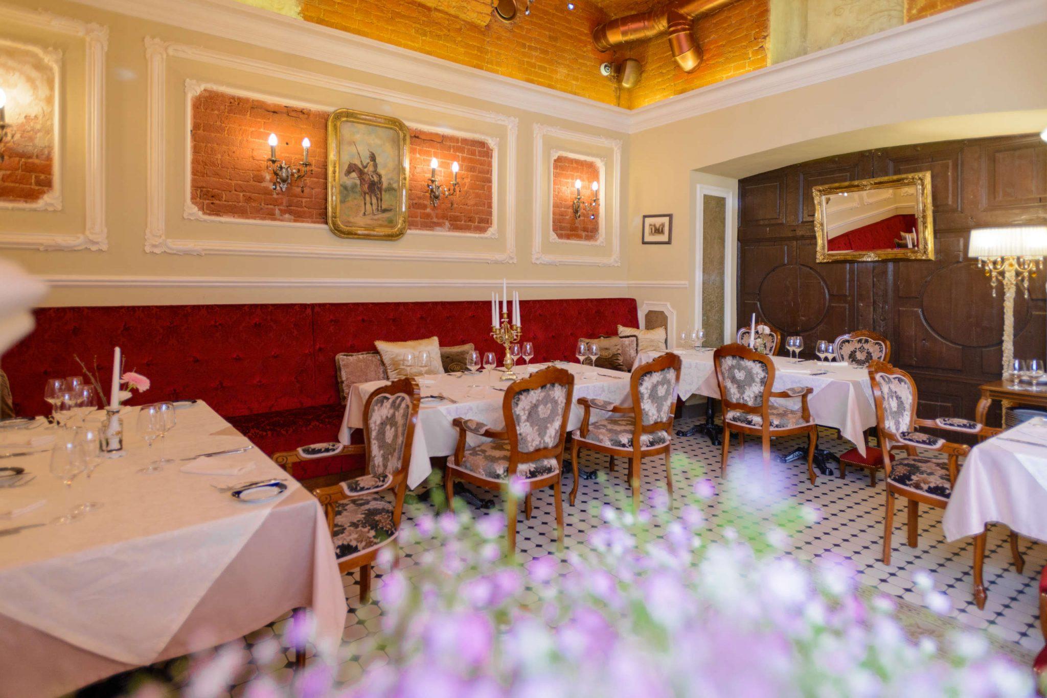 Restaurant Stackenschneider Sankt Petersburg