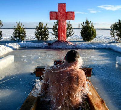 Epiphania-Fest Russland, Russland Reisen