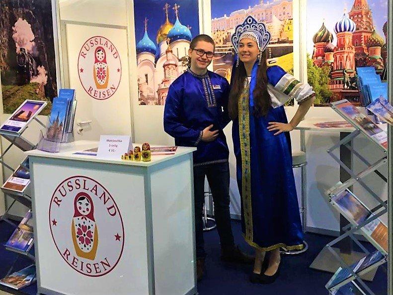 Reisemesse in Dresden 2019