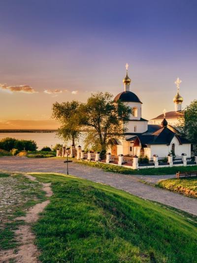 Kasan-Swijaschsk Kasan Urlaub in Russland