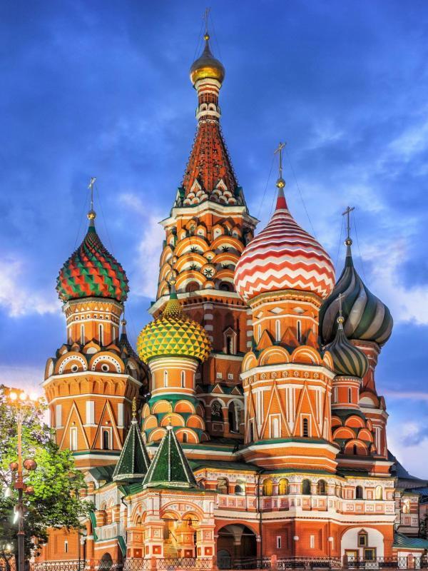Basiliuskathedrale in Moskau