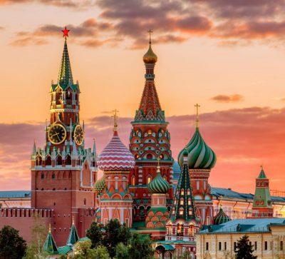 Informationen zu Russland