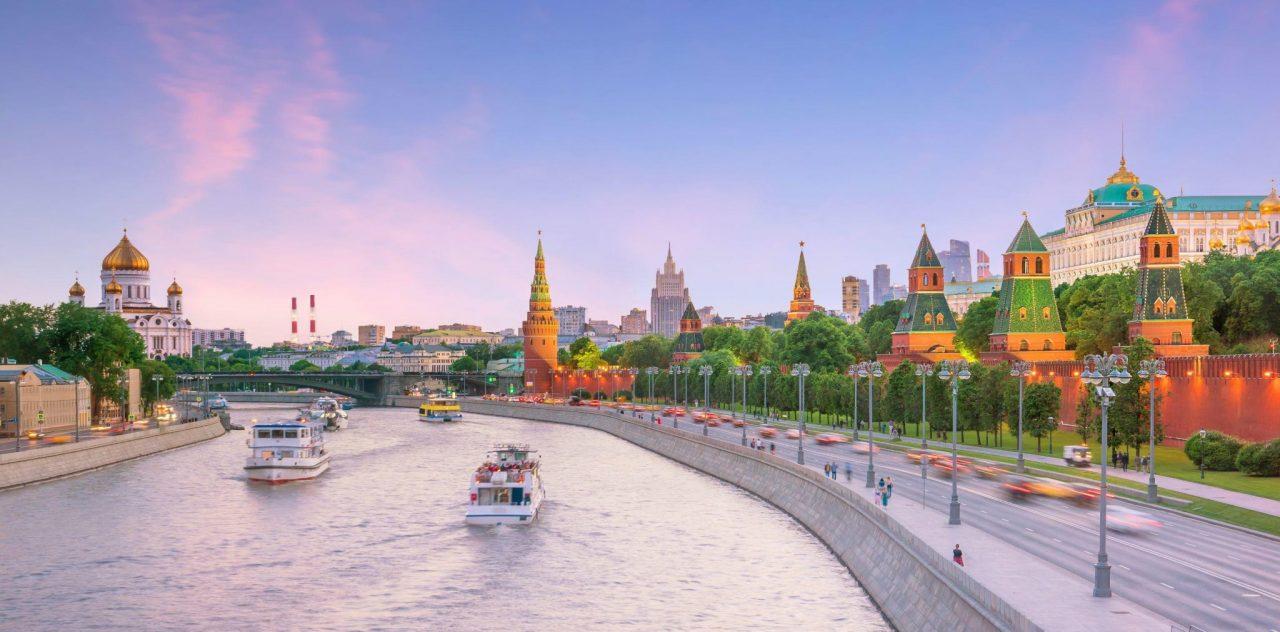 Russland-Reisen: Moskau