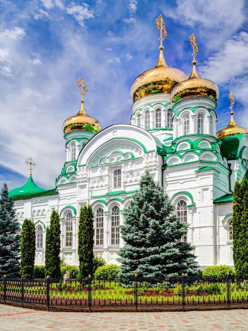 Russland Urlaub Raifa-Kloster