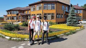 Hotel Camp Antarius - AL.EX Team, Kamtschatka 2020