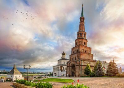 Kasaner Kreml, Russland-Reisen