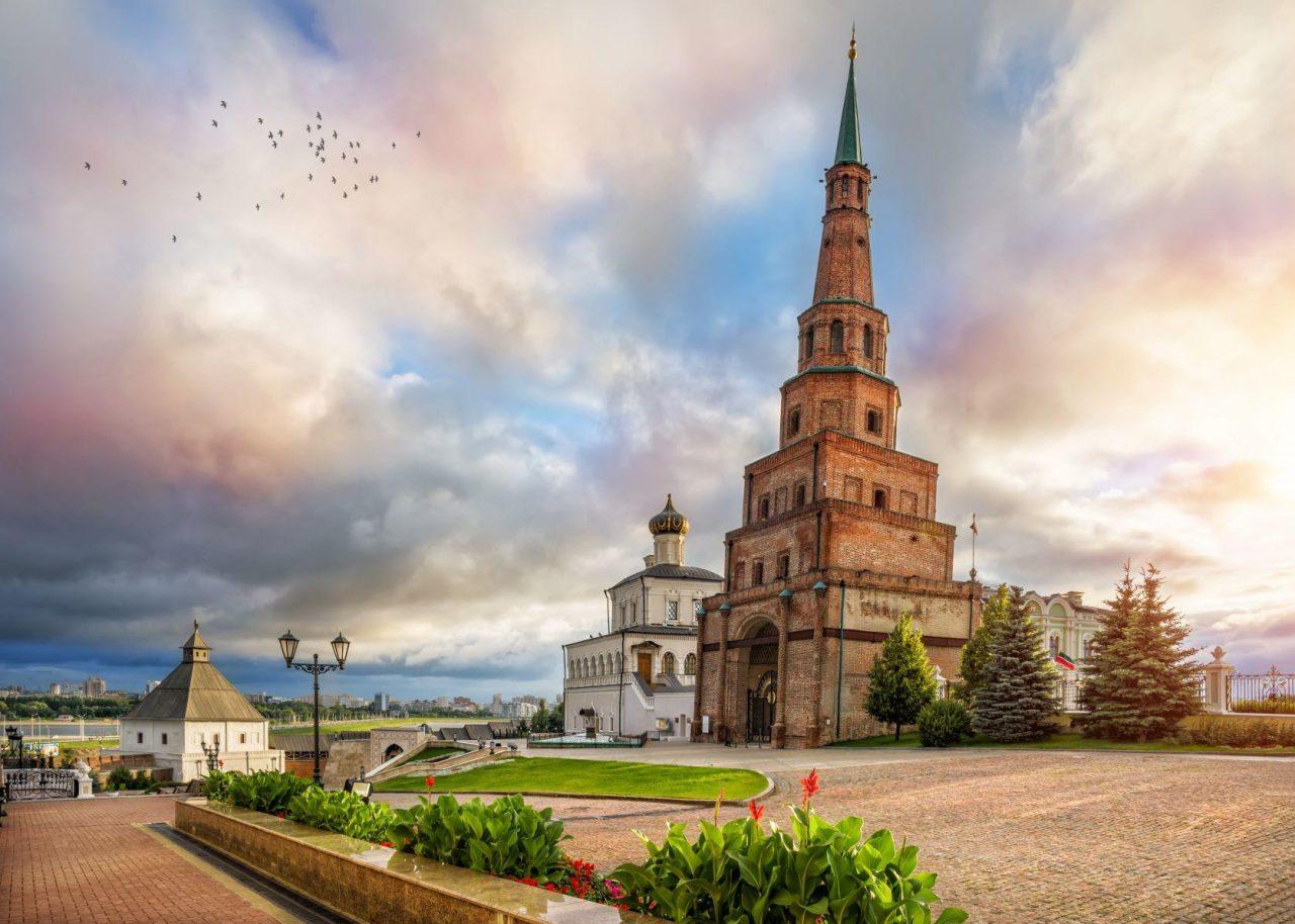 Kasaner Kreml, Russland-Reisen, Russlandurlaub