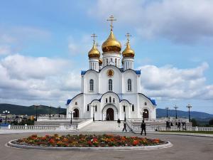 Kamtschatka Petropawlowsk - Kirche