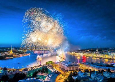 Termine 20202 in St. Petersburg, Weiße Nächte in St. Petersburg