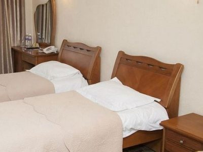 Hotel Mayak Listvjanka - Doppelzimmer, Baikalsee