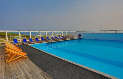 Hotel Baikal View - Pool, Baikalsee