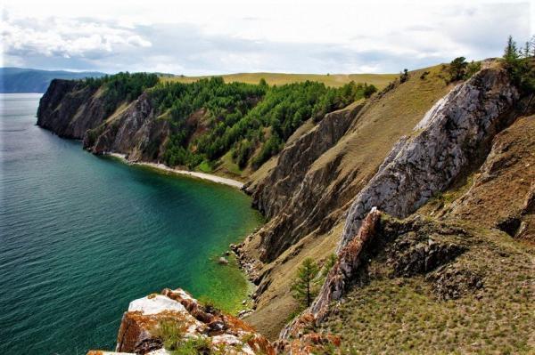 Baikalsee - Insel Olchon