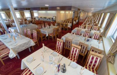 MS Moonlight Sonata - Restaurant, Flusskreuzfahrt Wolga