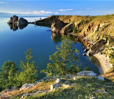 Kap Burhan - Insel Olchon Kamtschatka und Baikalsee Reise