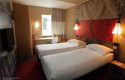 Hotel ibis Irkutsk Center - Doppelzimmer, Baikalsee