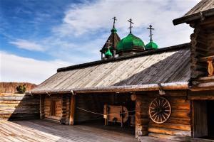 Talzy-Freilichtmuseum, Baikalsee